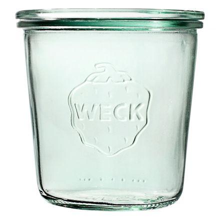 Słoik bez pokrywki 580 ml WECK op. 6 szt.
