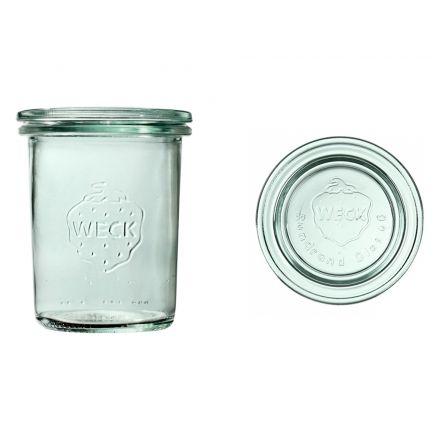 Mini słoik z pokrywką 160 ml WECK op. 12 szt.