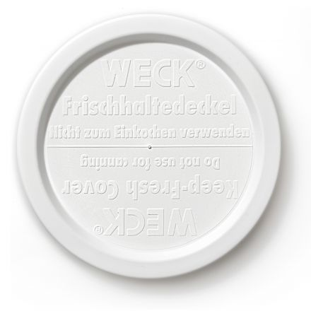 Pokrywka Keep Fresh | PP 100 mm WECK op. 5 szt.