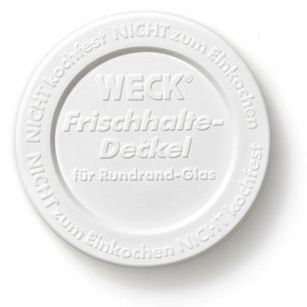 Pokrywka Keep Fresh | PP 40 mm WECK op. 5 szt.