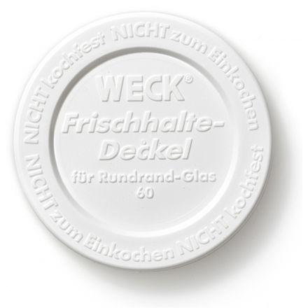Pokrywka Keep Fresh | PP 60 mm WECK op. 5 szt.