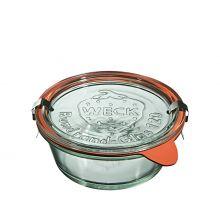 Słoik z pokrywką, uszczelką i 2 zapinkami 300 ml WECK op. 6 szt.