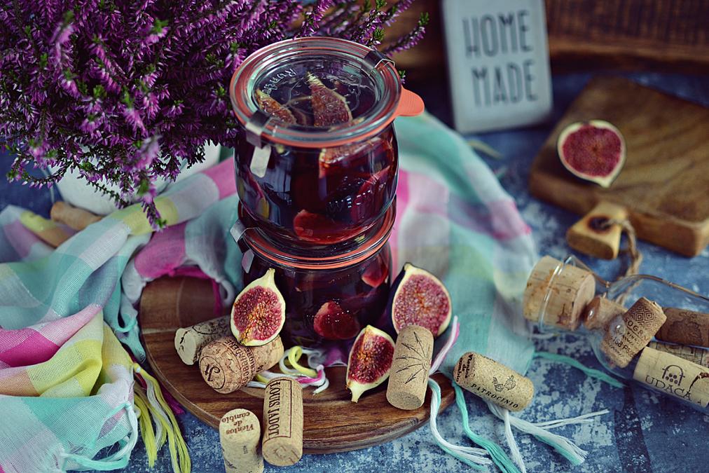 Figi w korzennym aromacie